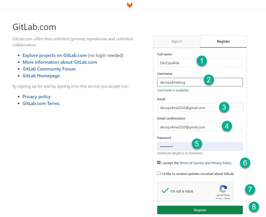 sign-up-GitLab